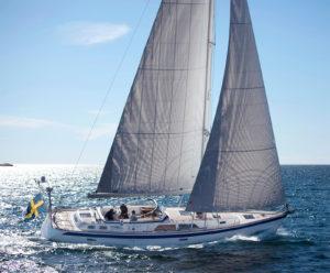 La forma de la vela siempre debe ajustarse a las condiciones de mar y viento