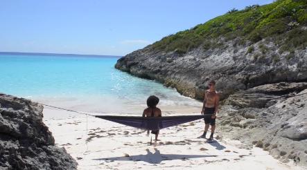 Sailing Uma, la pareja de aventureros