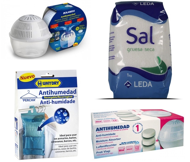 productos antihumedad a bordo