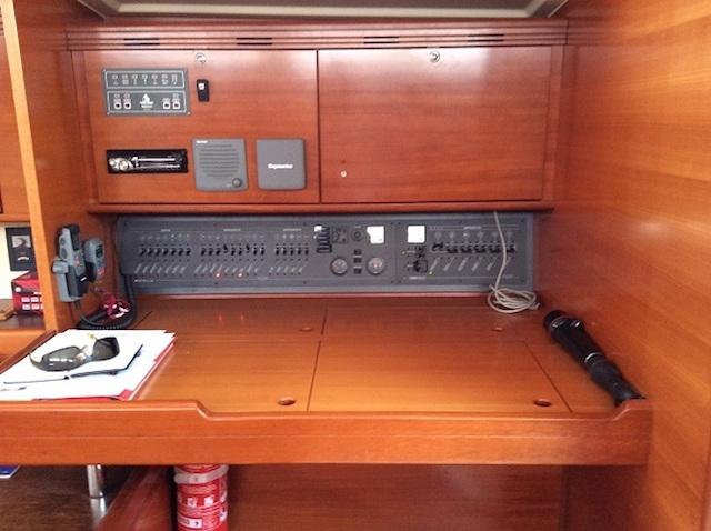 baterias barco
