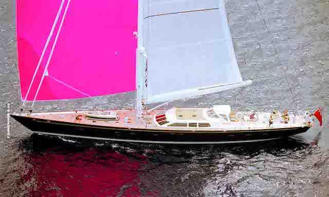 veleros excepcionales baltic-152_pinkgin_pinksail
