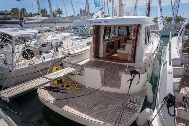 Minorchino 42 Sasga Yacht