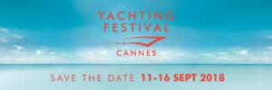 Yachting Festival de Cannes. Del 11 al 16 de septiembre de 2018.