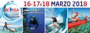 Salón de actividades acuáticas Medsea. Del 16 al 18 de marzo.