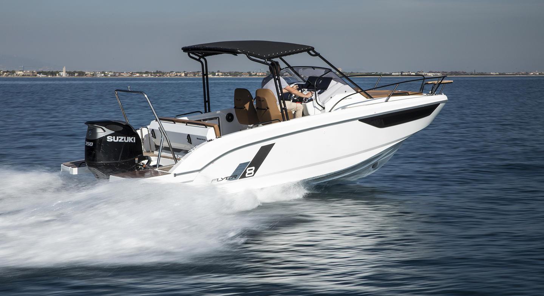 Barcos a motor_Lancha de proa abierta