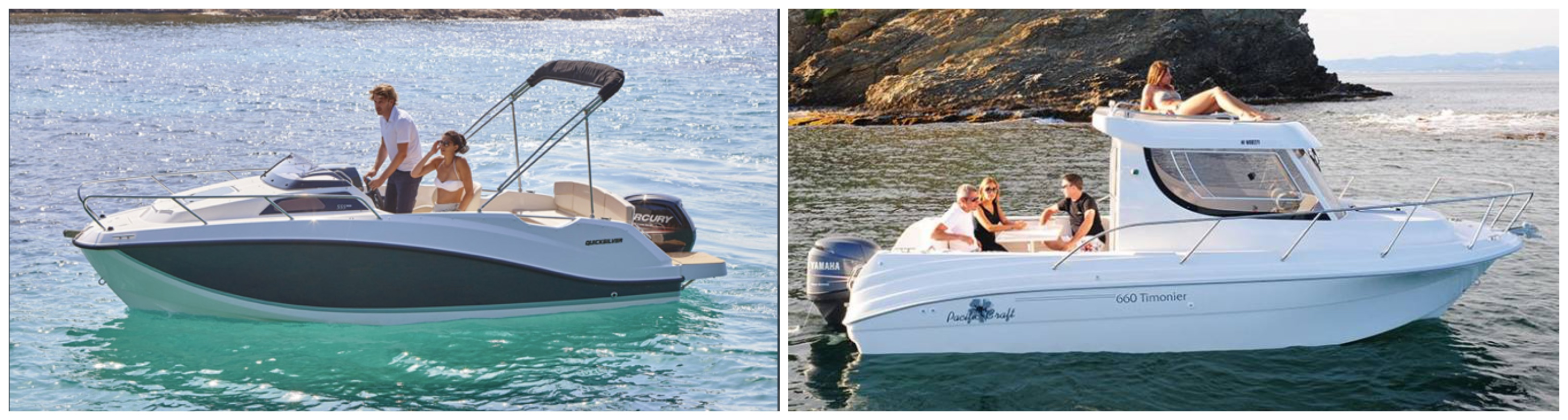 embarcaciones cabinadas