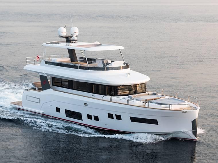 sirena yachts sirena 64