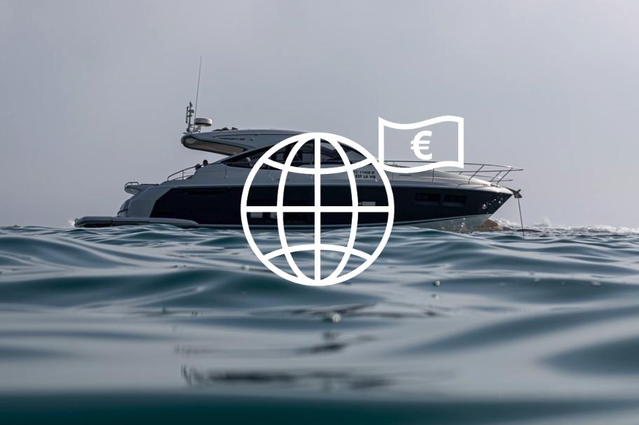 Vender un barco en el extranjero