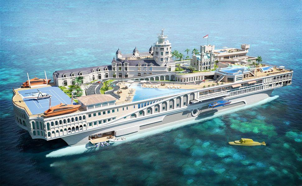 Los yates más caros del mundo_Streets of Monaco