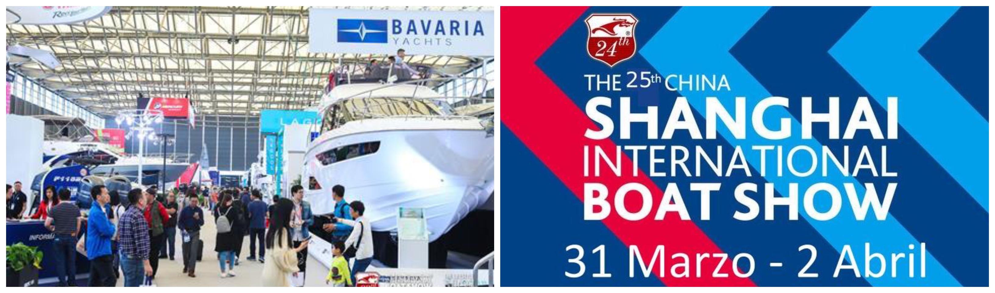 shangai boat show