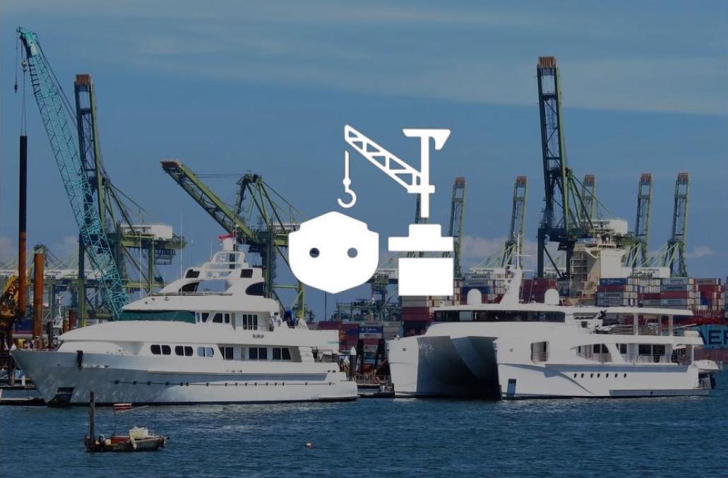 Astilleros españoles de barcos a motor