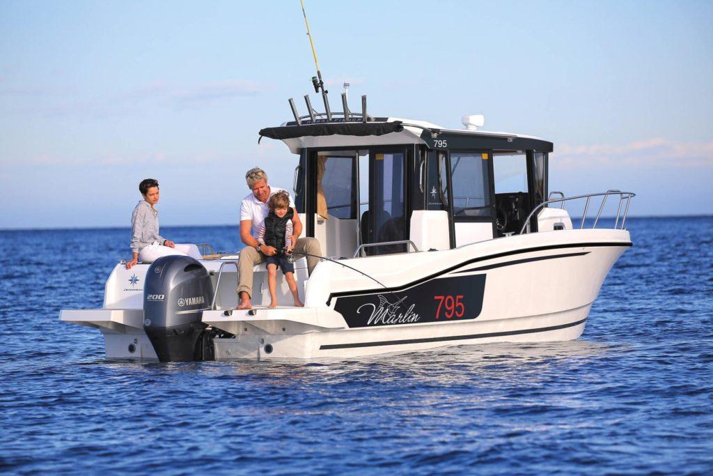 Mejores barcos de pesca 2021