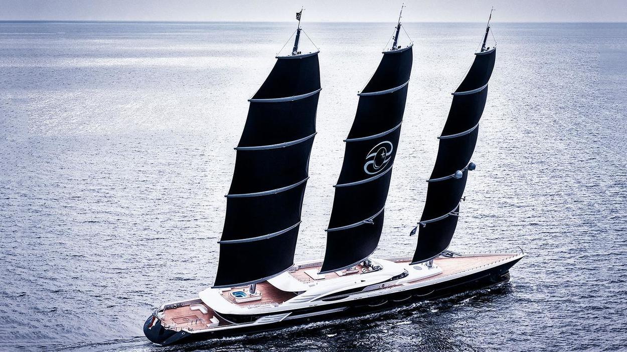 Velero más grande del mundo_Black Pearl