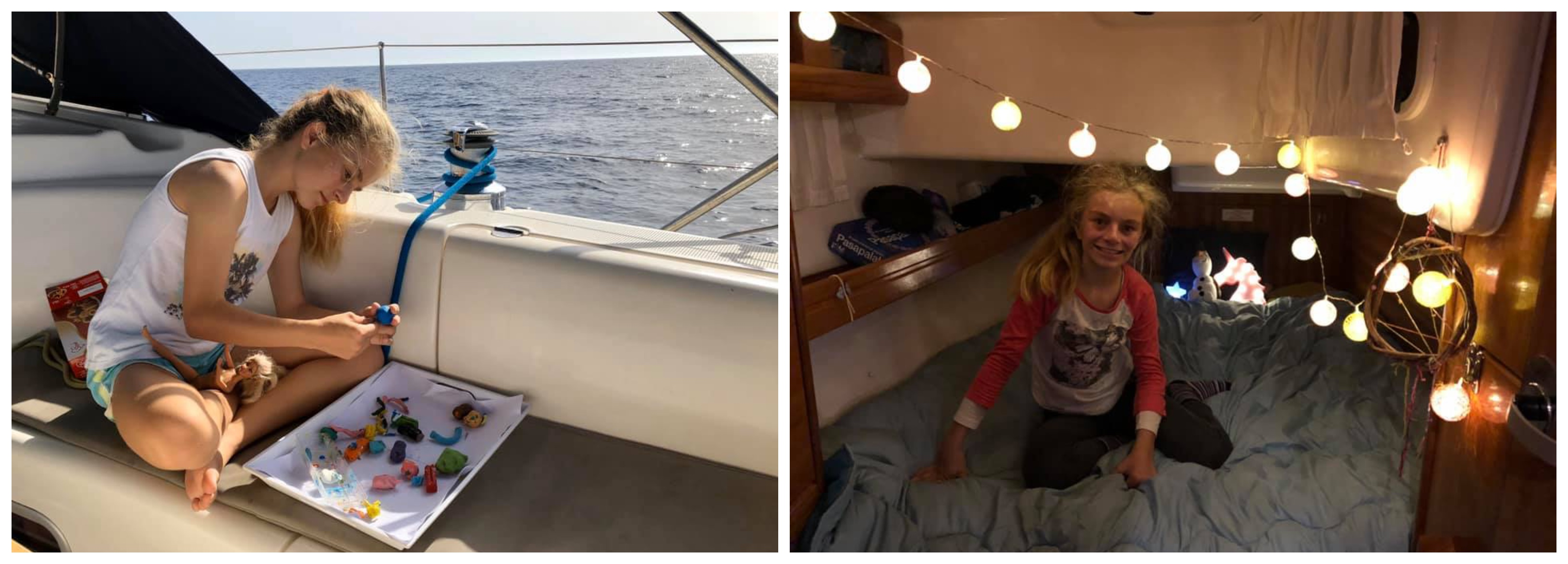 vivencia a bordo cuarentena