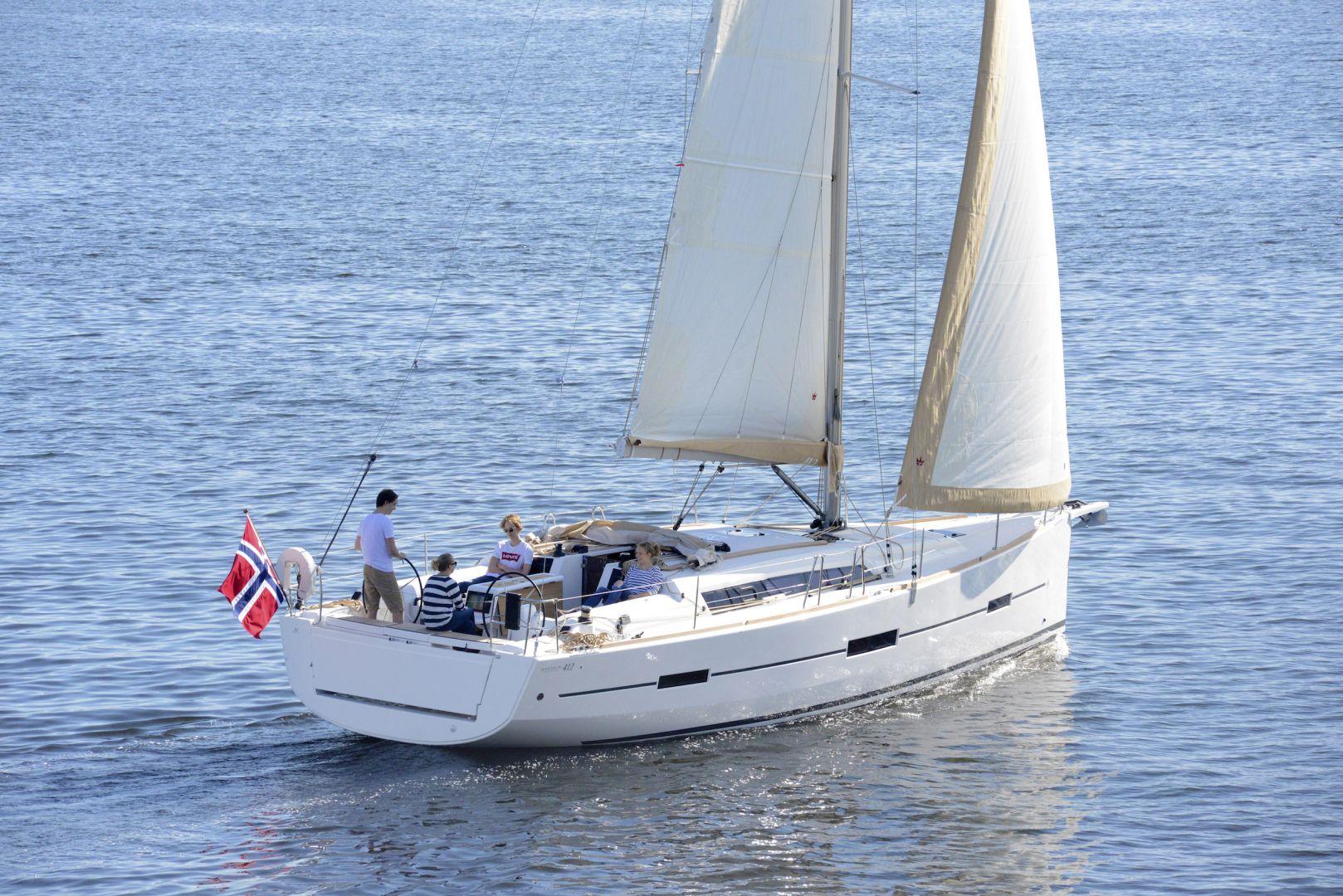 Tipos de veleros_Crucero