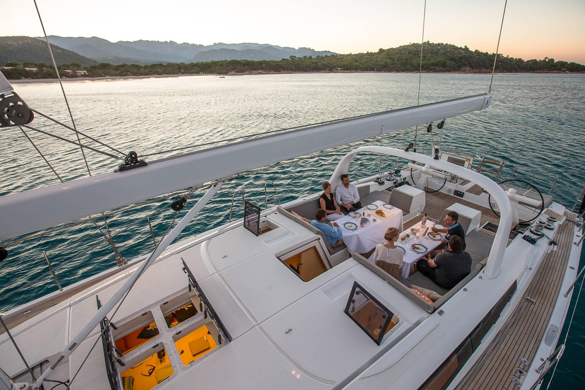 Tipos de veleros_Yate a vela