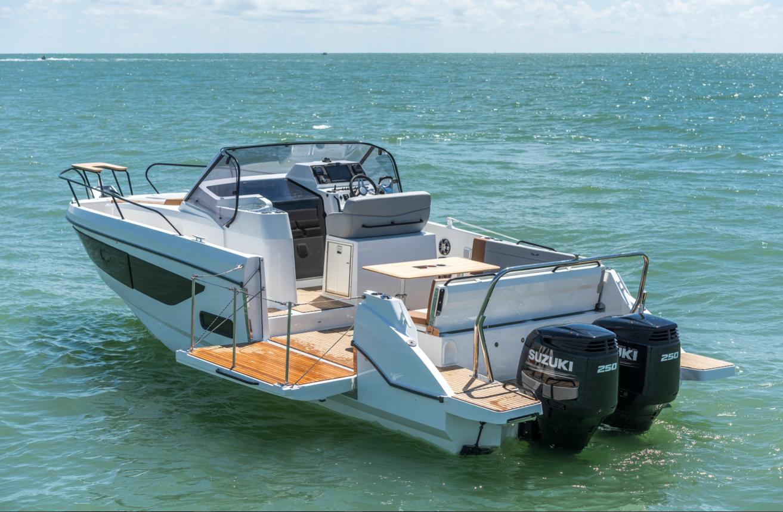 Top Barcos 2021_Beneteau Flyer 9 Sundeck