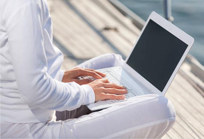 Internet para barcos