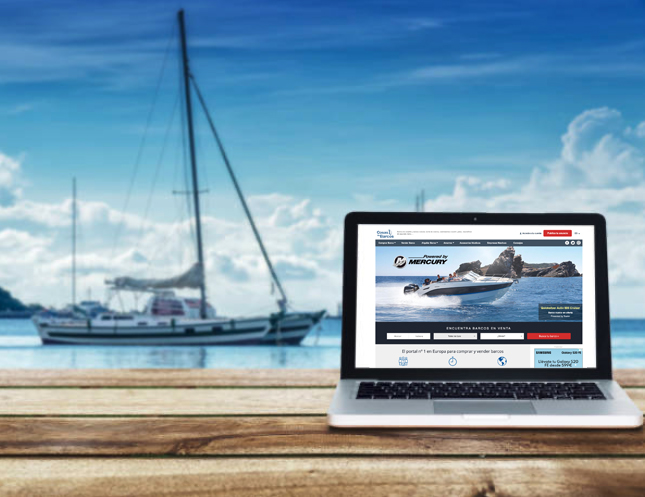 internet para barcos_Internet por satélite