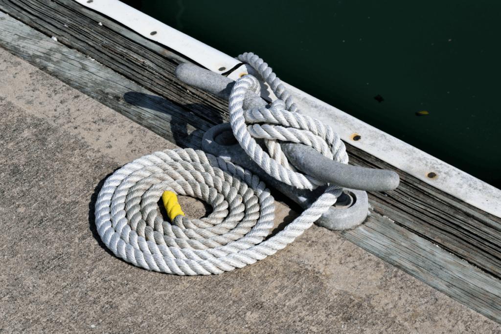 Amarres: ¿dónde guardar el barco?
