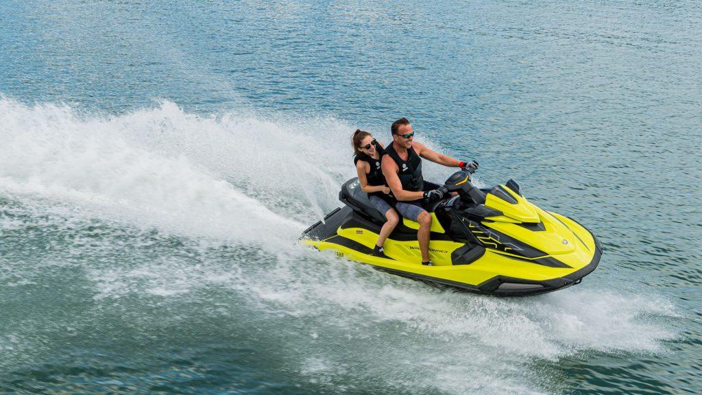 las mejores motos de agua