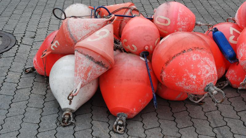 balizamiento marítimo