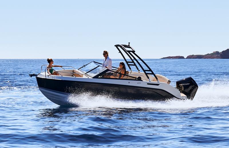 Barcos a motor de ocasión entre 6 y 7 metros