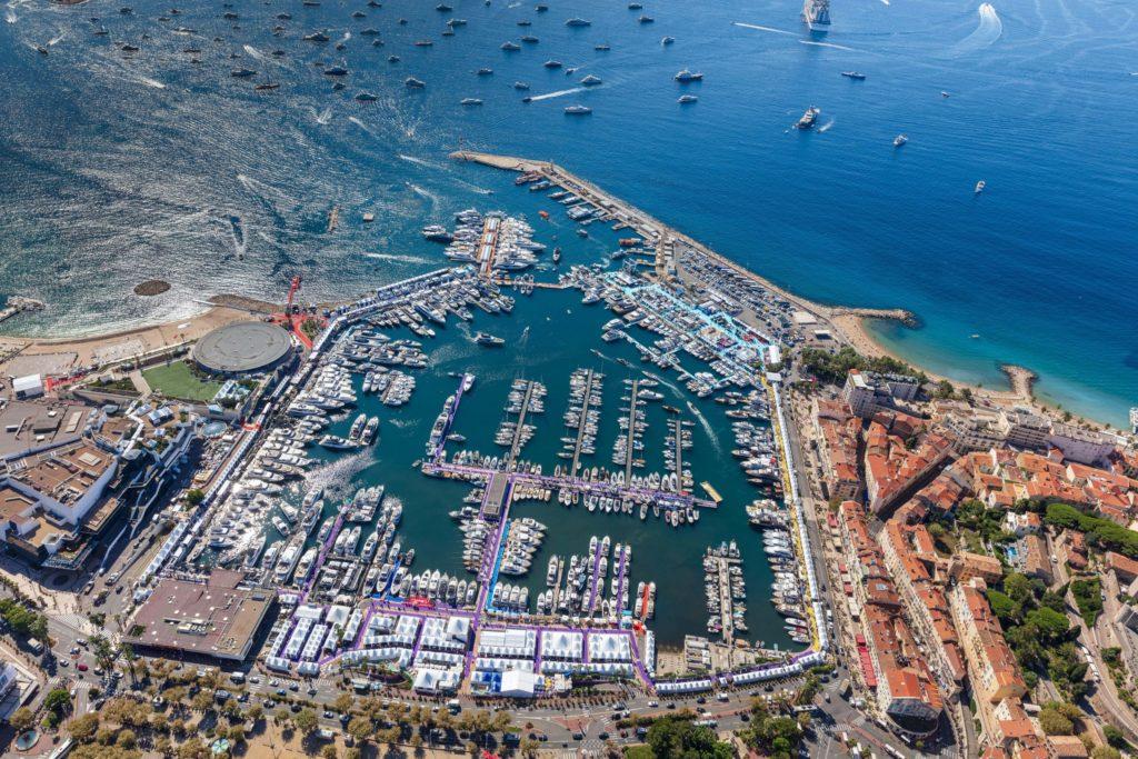 Vuelve el Cannes Yachting Festival