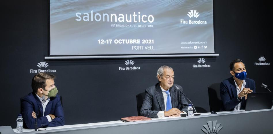 Regresa el Salón Náutico de Barcelona 2021