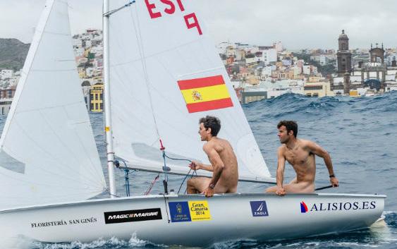 Cosas De Barcos entrevista a los regatistas Onán Barreiros y Juan Curbelo