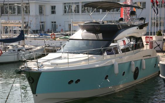 Beneteau Monte Carlo MC5: Una fórmula refrescante