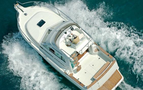 Starfisher 840: Un crucero a motor versátil