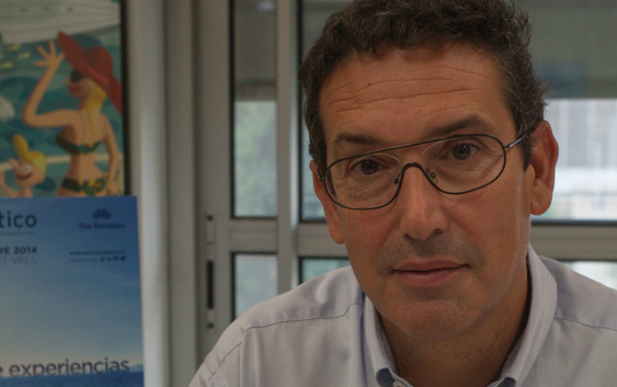 Entrevista a Jordi Freixas, Director del Salón Náutico de Barcelona