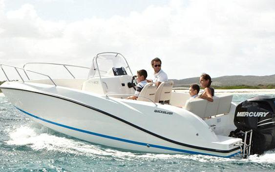 5 barcos a motor de ocasión entre 5 y 6 metros