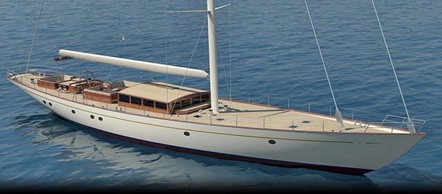 cuatro veleros de 100 pies de eslora cosas de barcos. Black Bedroom Furniture Sets. Home Design Ideas