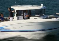 Beneteau Barracuda 7: máquina de pesca robusta
