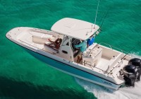 Boston Whaler 270 Dauntless: multitareas XL