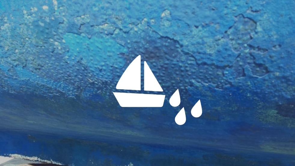 Ósmosis en barcos: identificación y solución