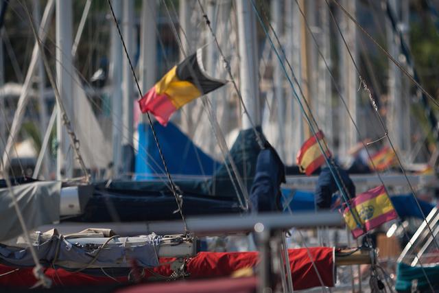 Trámites: Cambio de bandera - bandera belga