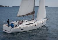 Prueba Jeanneau Sun Odyssey 419, cómodo y rápido
