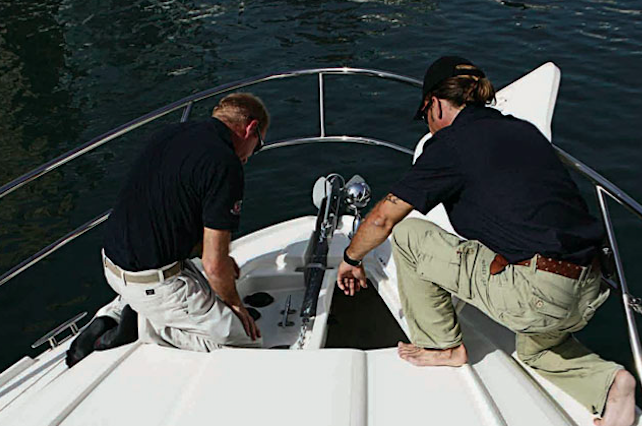 Las condiciones generales del barco influyen considerablemente sobre el precio de venta.