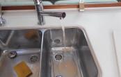 Agua potable a bordo
