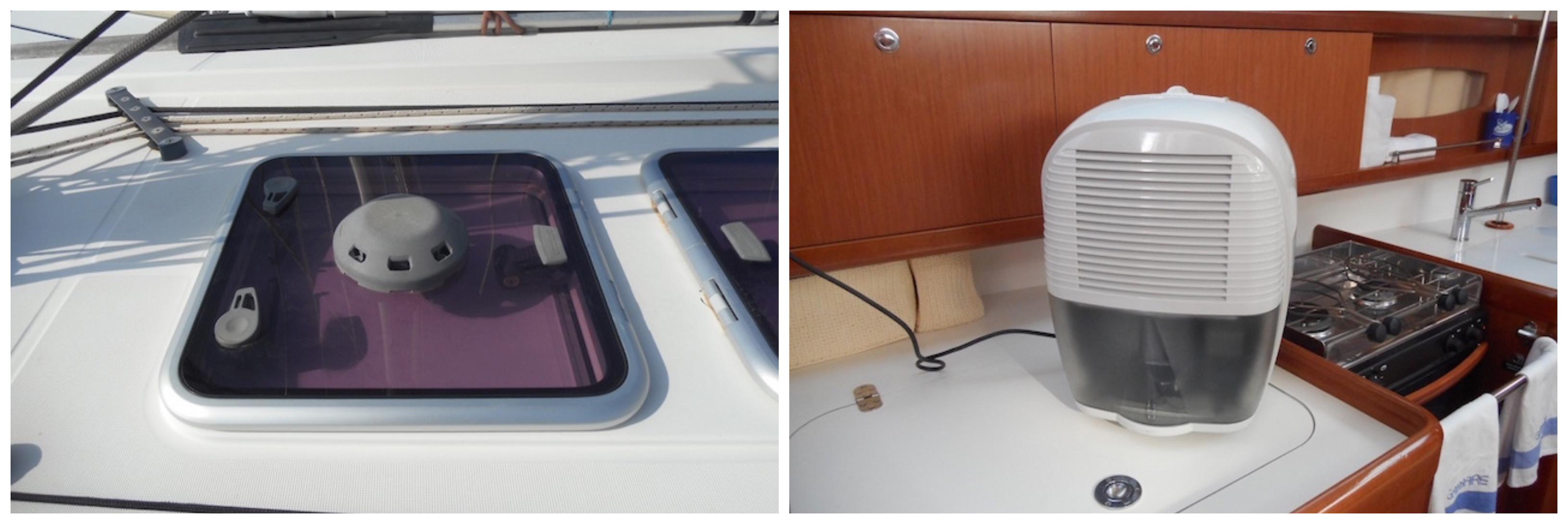 ventilacion barco