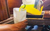 Mantenimiento del motor, cambio de líquido refrigerante y protección anticorrosión