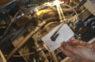 Mantenimiento de motor, cambio de aceite y filtro