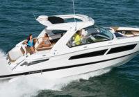 Four Winns Horizon 350: lancha de proa abierta en plan crucero