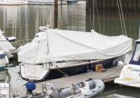Proteger el barco de tormentas, huracanes y mal tiempo