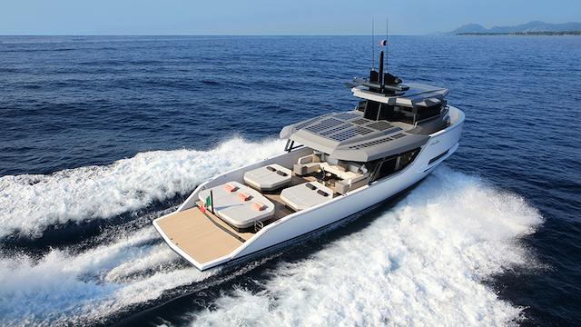 Boat Show Palma arcadia-sherpa