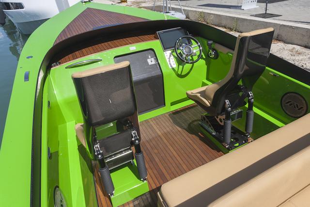 Boat Show Palma Say 29