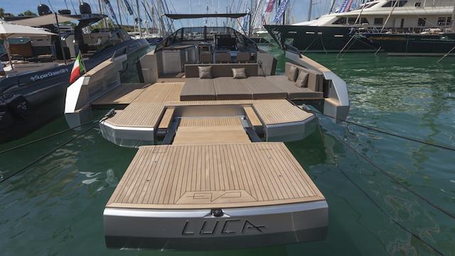 Boat Show Palma Evo Yachts 43